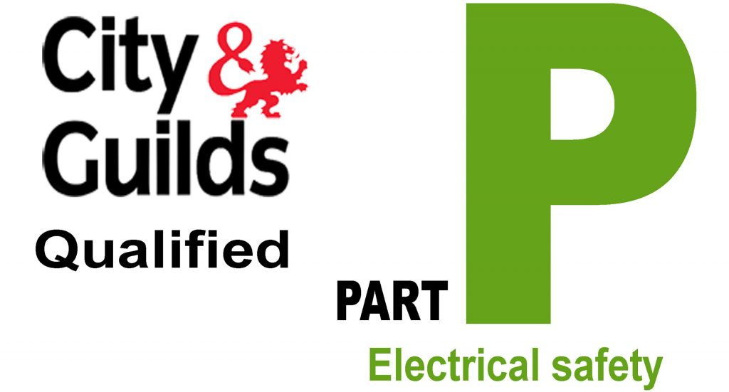 City and Guilds Part P Electricians