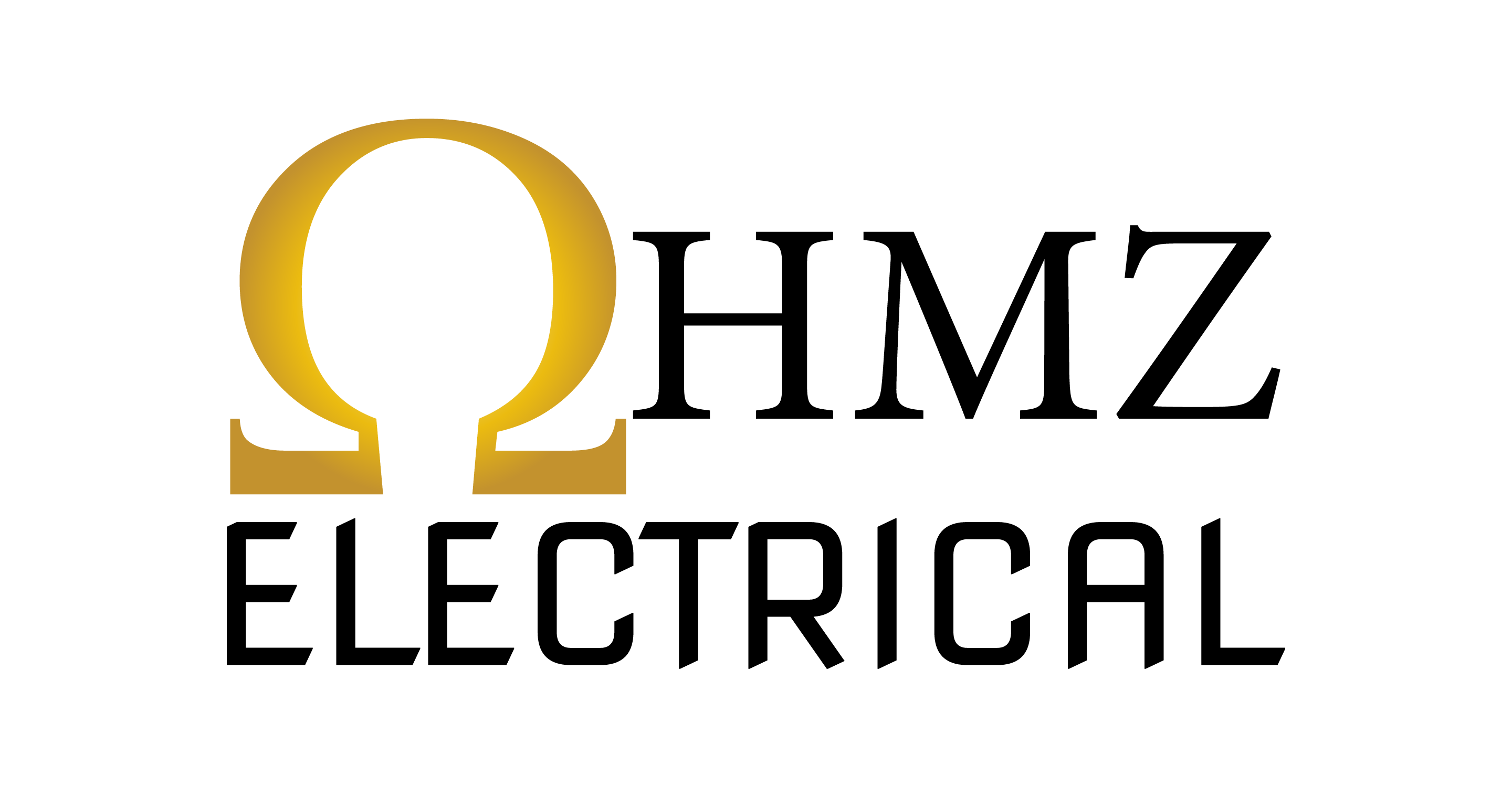 Ohmz Electrical Logo